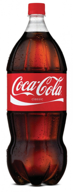 Coke 1 liter bottle $1.99 plus deposit